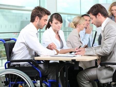 трудоустройство лиц с инвалидностью