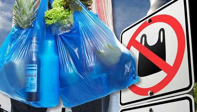 Запрет пластиковых пакетов