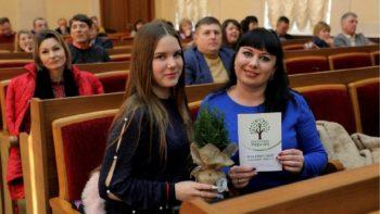 озеленение Украины