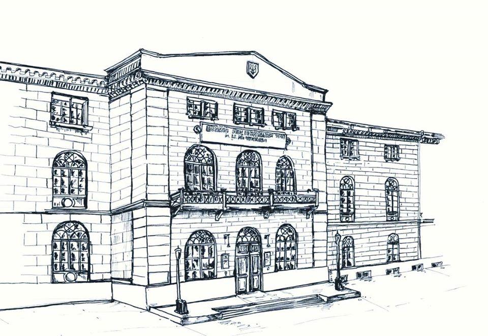 картинка с с зданием ОНУ им. Мечникова