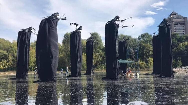 На территории Бабьего Яра откроют инсталляцию, посвященную 79-й годовщине  Холокоста   Правда за Одессу