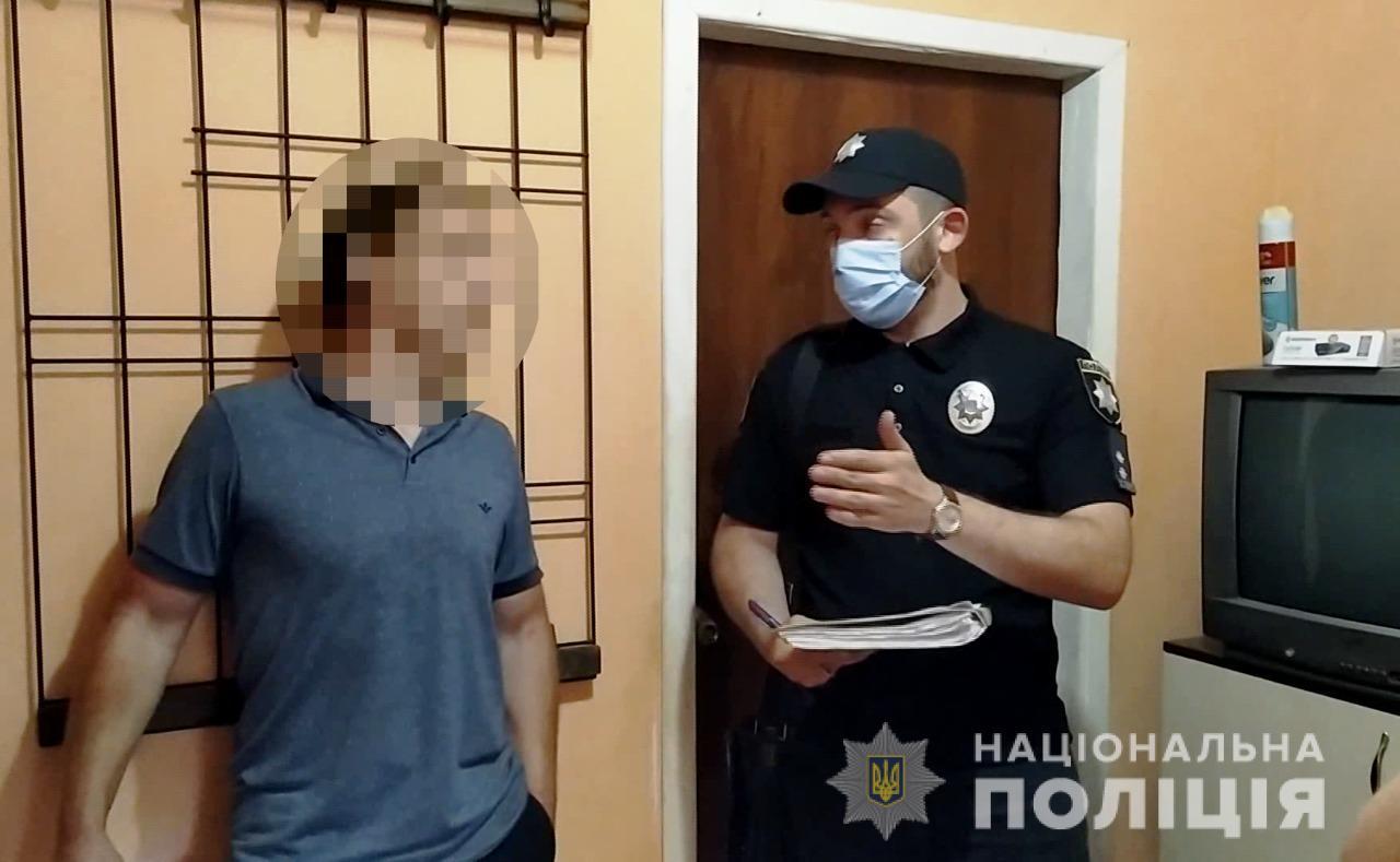 В Одессе 37-летний домашний тиран пытал 5-летнего пасынка