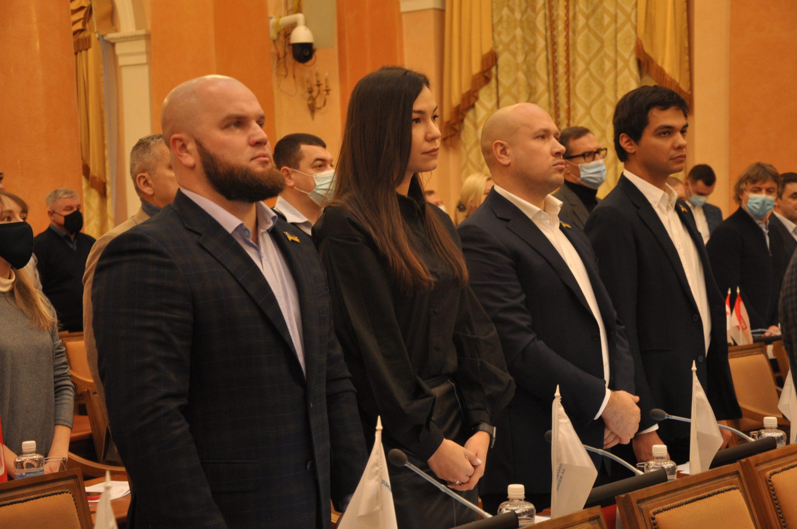 Началась третья сессия Одесского горсовета