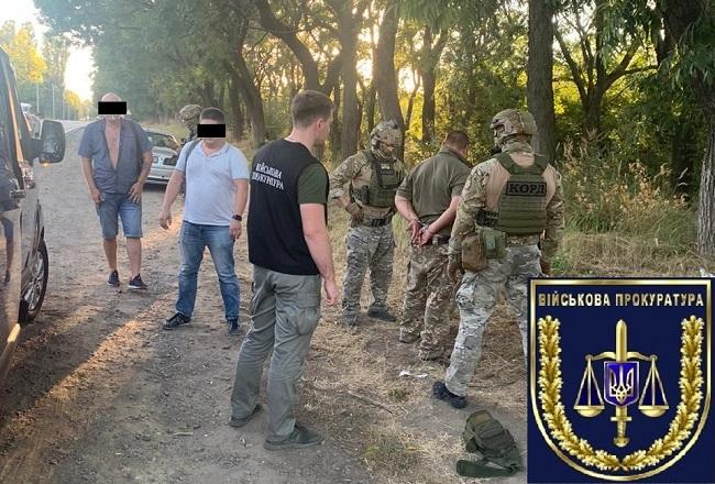 Сержант ВСУ разжалован и отправлен в дисбат за торговлю оружием