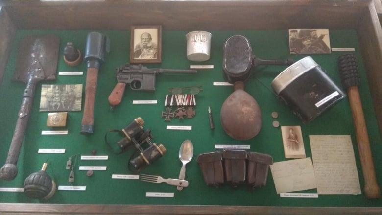 краеведческий музей в Нерубайском