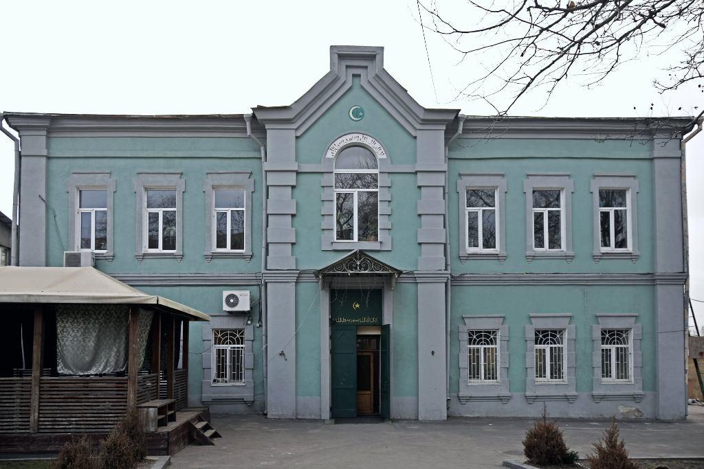 здание на Балковской