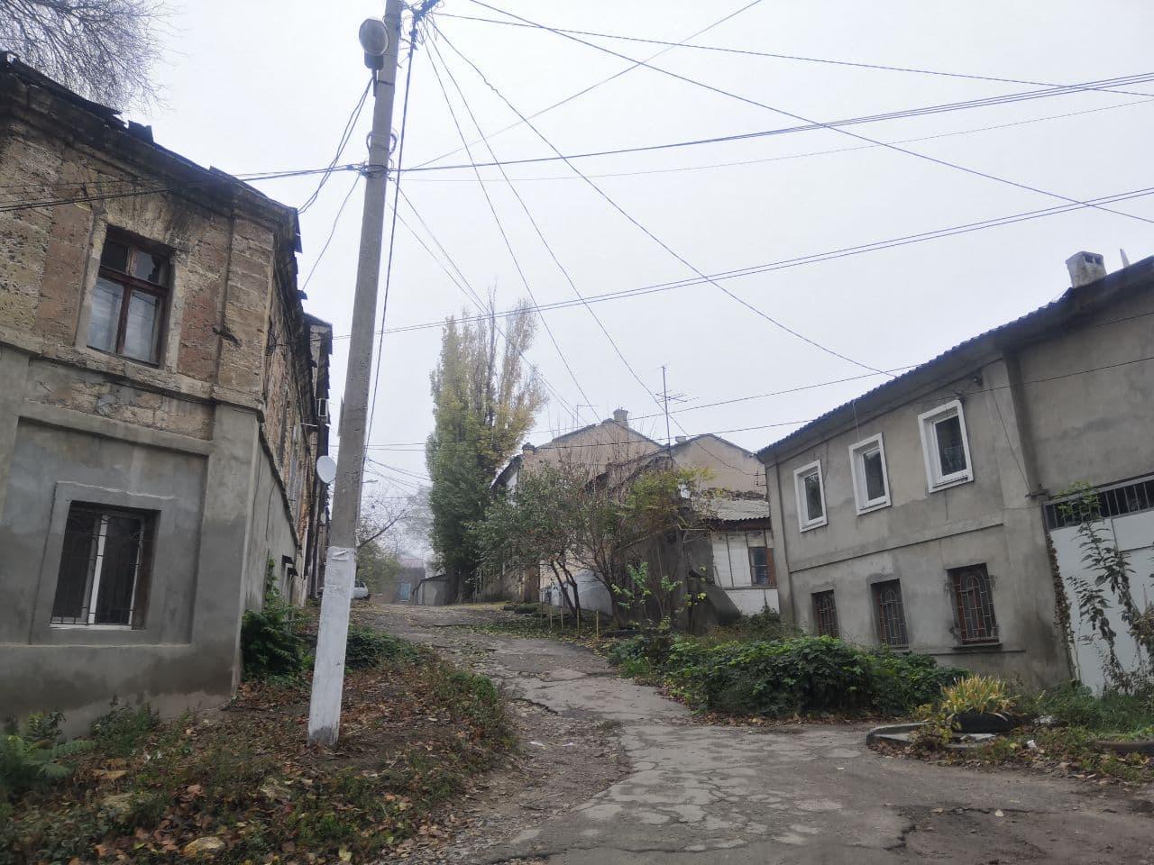 ломаный переулок