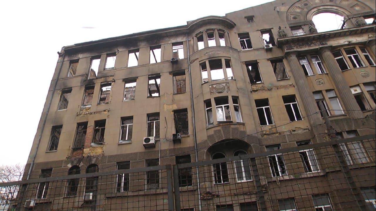 стена дома асвадурова