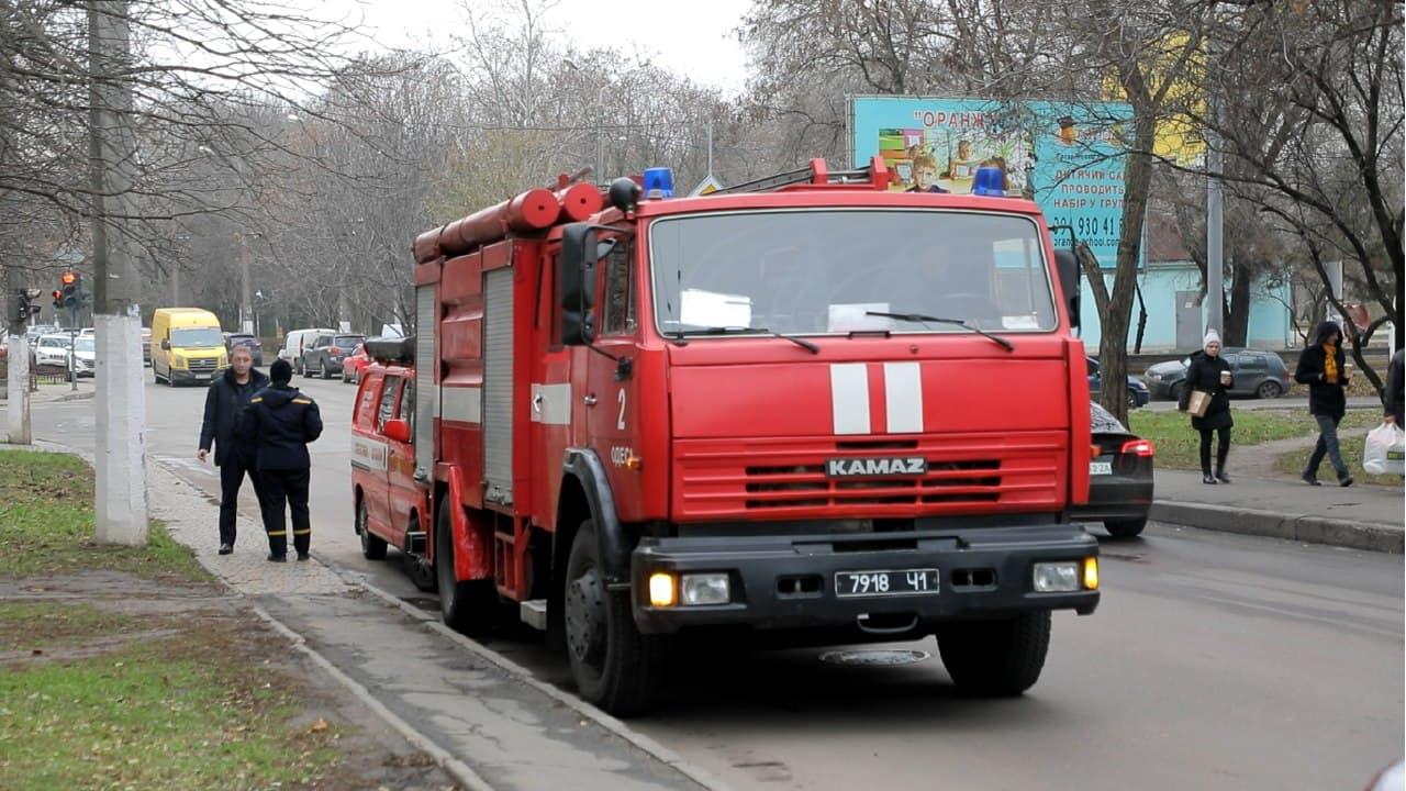 ФОТО - пожарная машина1