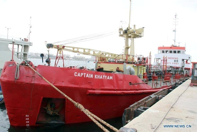 судно капитан Хаям