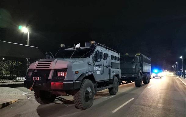 Операция полиции против нелегальных копателей янтаря