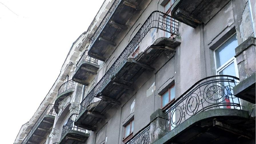 новосельского балкон