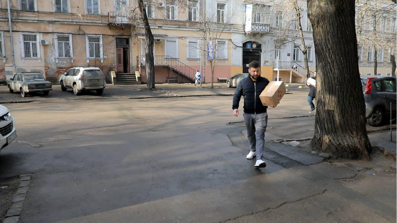 """волонтер Роман """"хелп.одесса"""""""