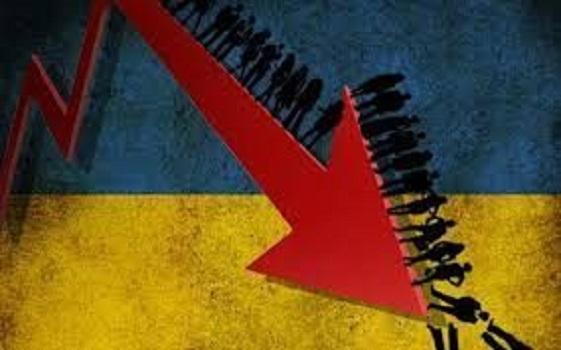 Украинцев становится меньше