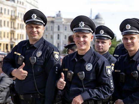 полицейский офицер