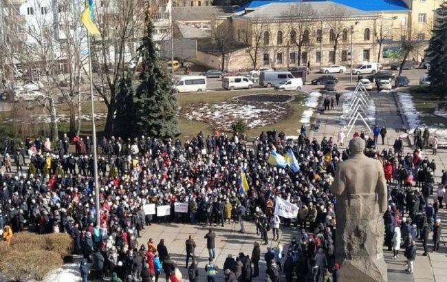 Карантинные протесты