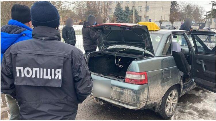 таксист убил пассажира