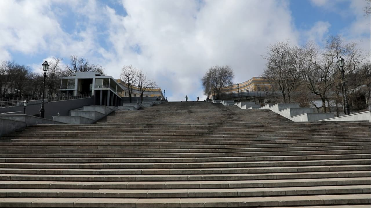 Потемкинская лестница1