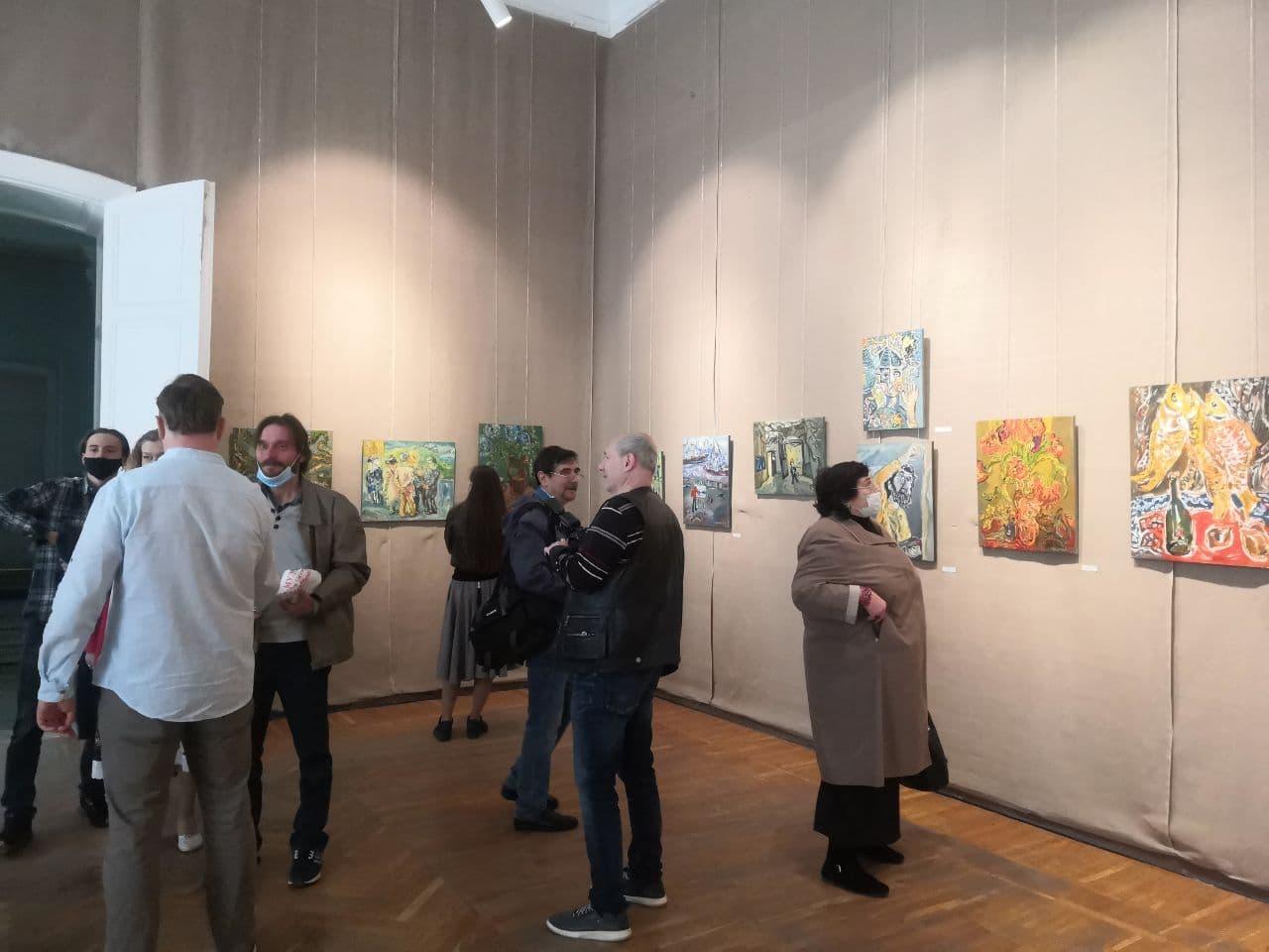 западно-восточный выставка