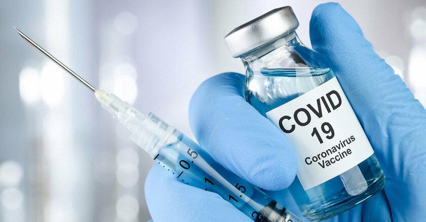 вакцинация шприц