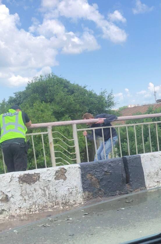 ивановский мост полиция суицид