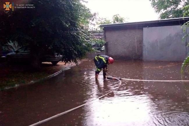 ГСЧС потоп