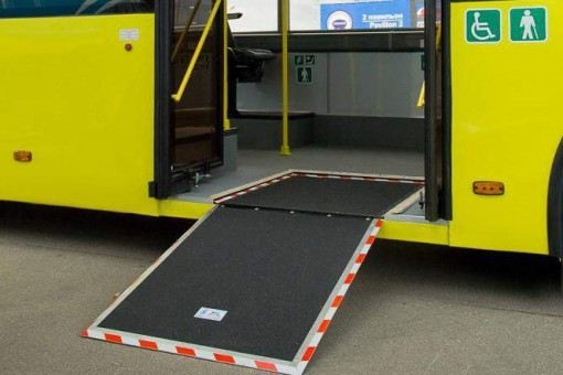 транспорт для инвалидов