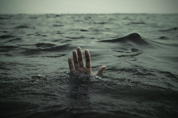 утопающий