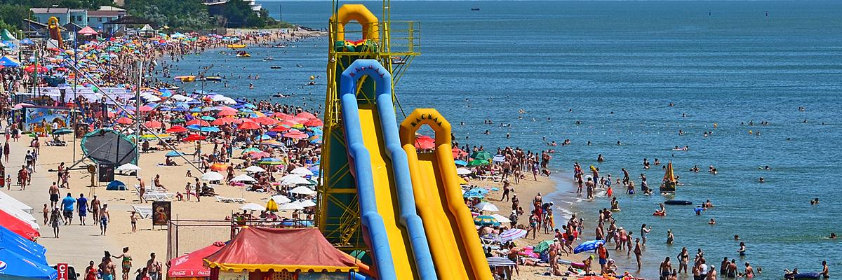 пляж-Затока