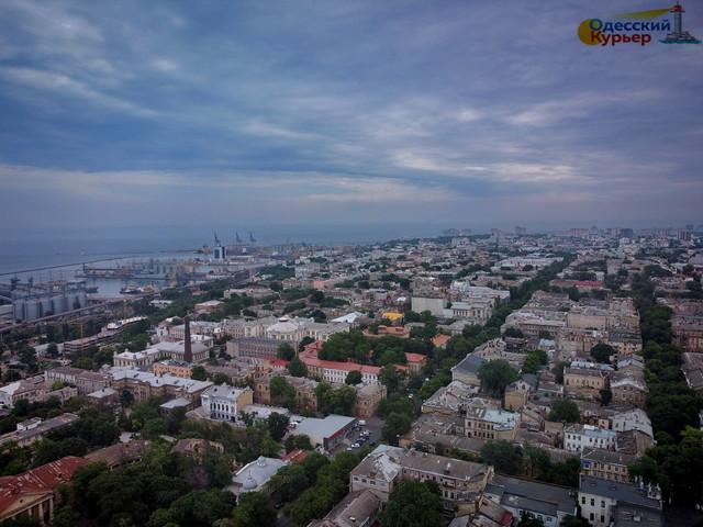 панорама Одессы