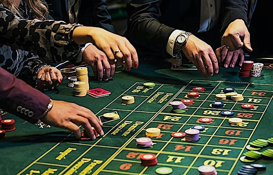 казино игроманы